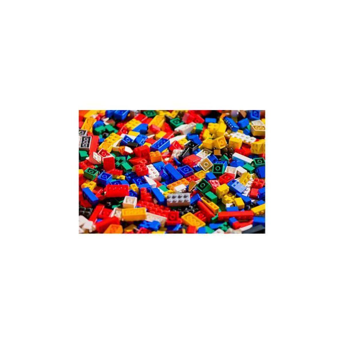 Briques En Vrac Qbricks Compatible Lego 1 Kg Achat Vente Assemblage Construction Cdiscount