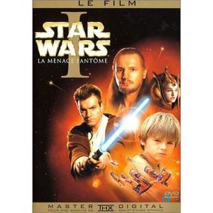DVD FILM DVD Star Wars : Episode 1 - La menace fantôme
