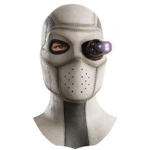 ACCESSOIRE DÉGUISEMENT Suicide Squad s?allument Deadshot masque