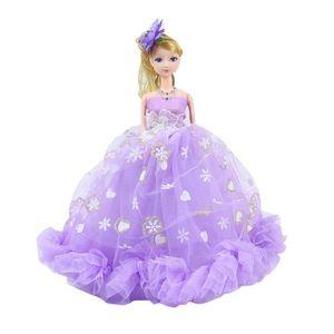 POUPÉE Poupée Princesse 30cm - Violet ZTT80628011PP_118