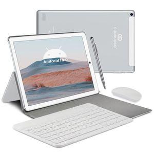 TABLETTE TACTILE Tablette Tactile DUODUOGO P6 64Go+3G0,10.1