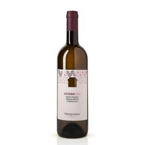 VIN BLANC Trequanda partiellement fermenté au Rezzantino Mos