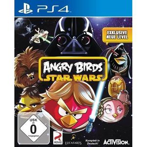 JEU PS4 ANGRY BIRDS : STAR WARS [IMPORT ALLEMAND] [JEU …