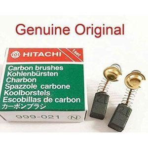 w6v3 moteur carbone convient pour HITACHI w6v1 w8vb charbon brosses Nº 125 w6v2