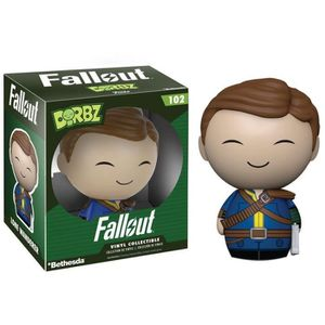 FIGURINE - PERSONNAGE Figurine Funko Dorbz Fallout : Lone Wanderer - Hom