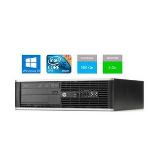 UNITÉ CENTRALE  HP 8300 ELITE - CORE I5 - Windows 10