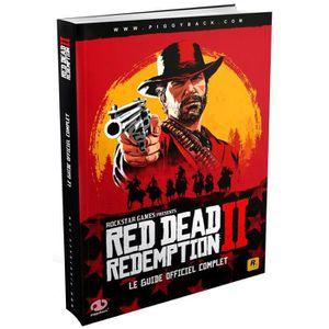 GUIDE JEUX VIDÉO Guide de jeu Red Dead Redemption 2 - Edition Stand