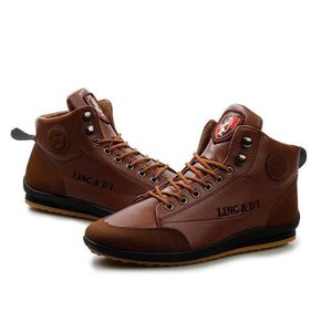 BASKET Baskets Montantes Chaussures Cuir Homme Mode Skate