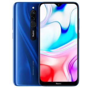 SMARTPHONE XIAOMI Redmi 8 Bleu 64Go Version Globale