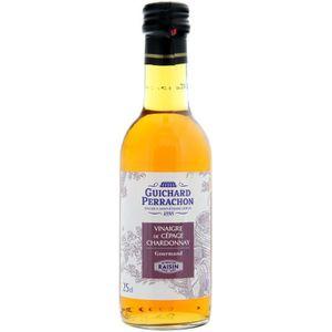 VINAIGRE GUICHARD PERRACHON Vinaigre de cépage Chardonnay -