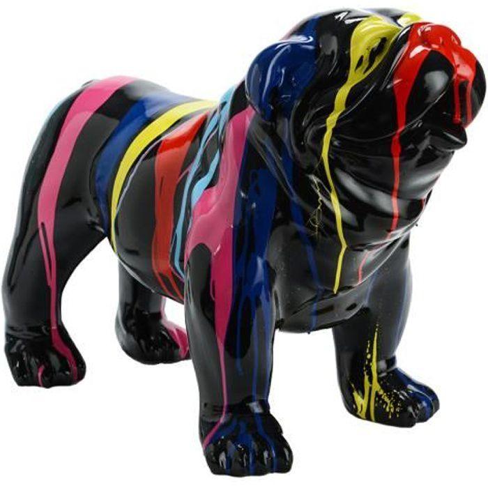 Bulldog USA Trash Noir taille S Multicolore