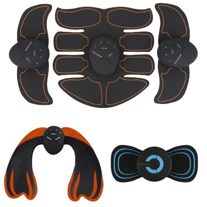 Fitness appareil de musculation abdominale Sport presse stimulateur équipement de gymnastique appareil d - Modèle: I - HSJSZHA01203