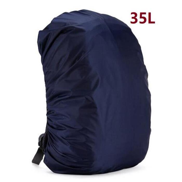 35L blue -Sac à dos tactique de camouflage 35L 40L 50L 60L, étanche, anti poussière, pour Camping en plein air, randonnée, escalade