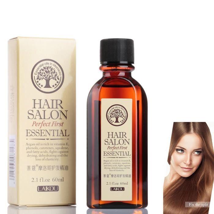 Morocco Soin des cheveux 60ml Huile Traitement Pour les types cheveux secs