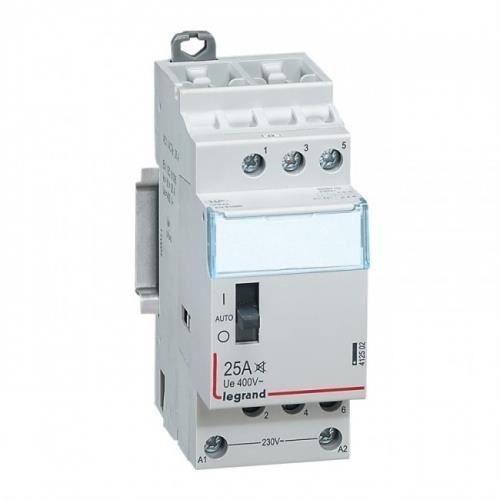 contacteur legrand cx3 40a 2 contacts nf bobine 230 volts - silencieux