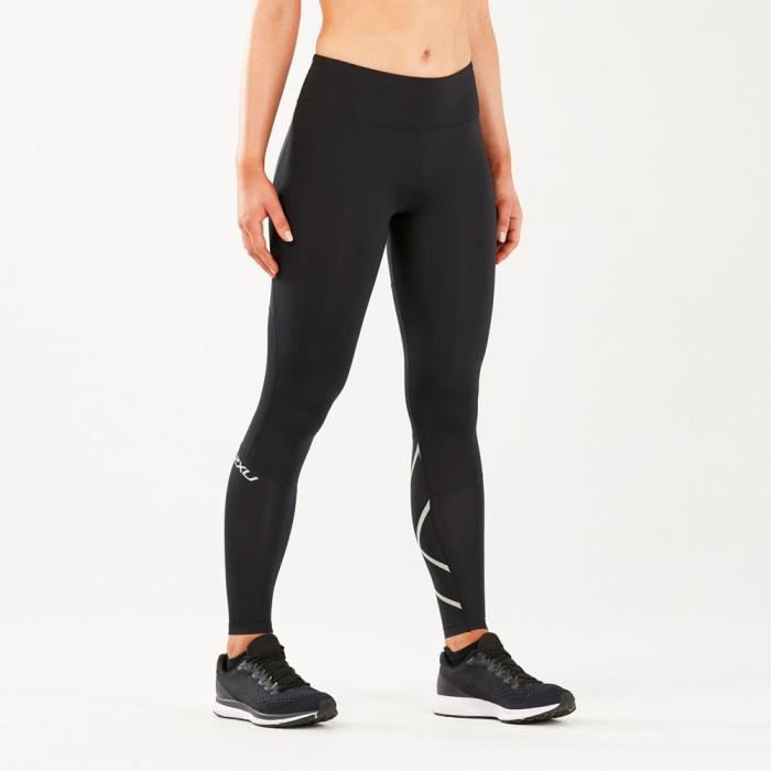 Compression Leggings Pour Femme 2XU Run Taille Moyenne