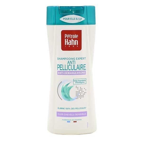 PETROLE HAHN Shampoing antipelliculaire - Anti-démangeaisons - Pour cuir chevelu irrité - 250 ml