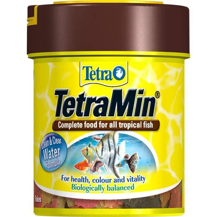 Tetra TE742598A - COMMUTATEUR KVM - Min Poisson Nourriture Flocons, complète et variée de Nourriture pour Tous Les Poissons