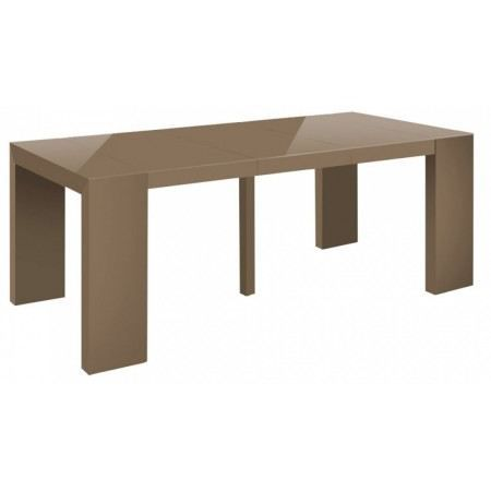 Table console extensible aviva xl 4 rallonges achat - Table console extensible 5 rallonges ...