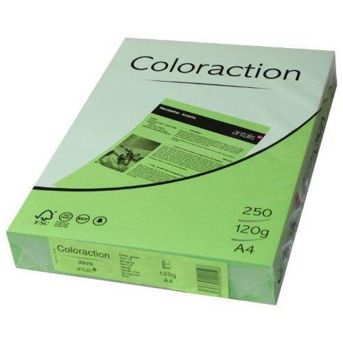 PAPIER IMPRIMANTE Coloraction 838A 120S 26 Antalis Papier couleur…