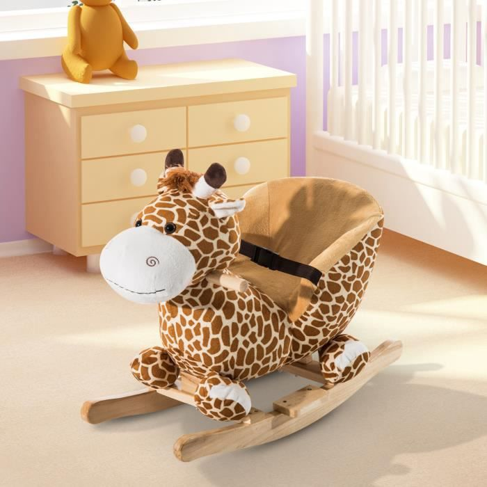 cheval a bascule bebe achat vente jeux et jouets pas chers. Black Bedroom Furniture Sets. Home Design Ideas