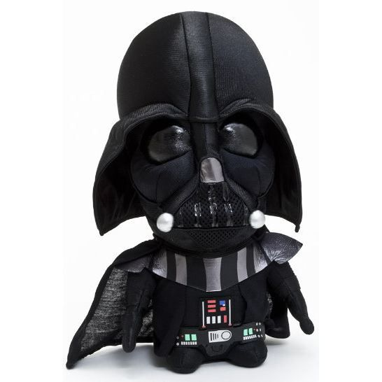 star wars peluche darth vader 40 cm achat vente. Black Bedroom Furniture Sets. Home Design Ideas