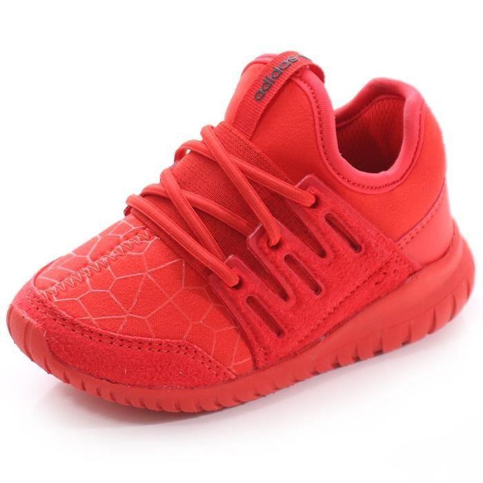 basket adidas rouge garcon