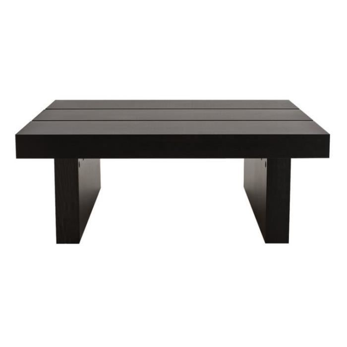 Table basse carree tokyo 94x94 wenge wenge achat - Table basse wenge but ...