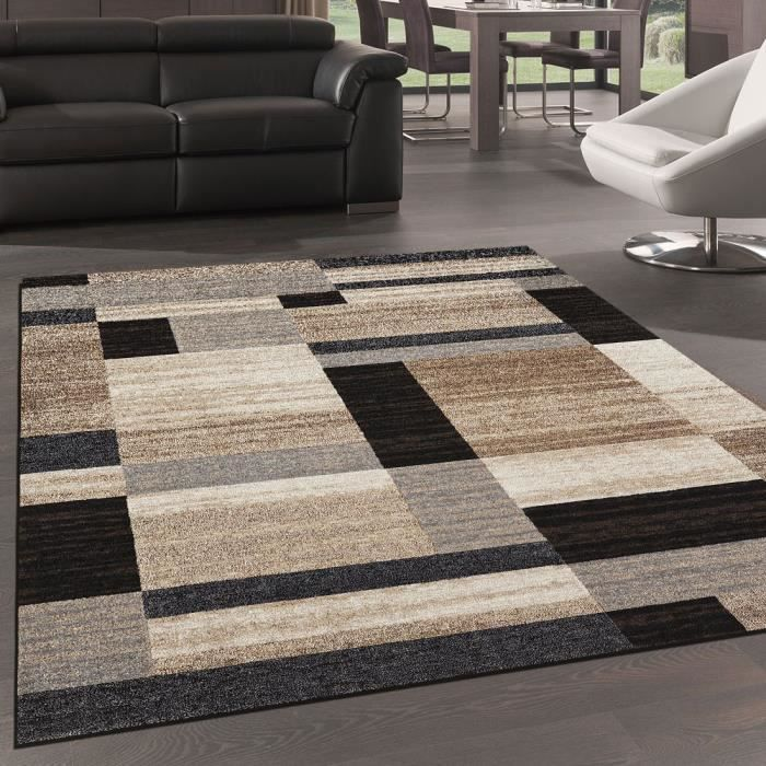 tapis de salon 200x290 achat vente tapis de salon 200x290 pas cher cdiscount. Black Bedroom Furniture Sets. Home Design Ideas