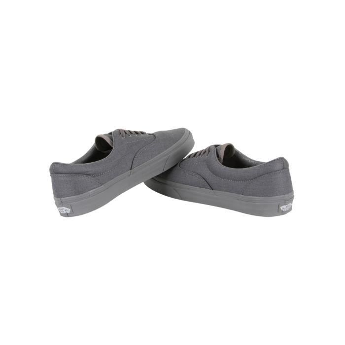 Vans Homme Era Mono Chambray Trainers, Gris