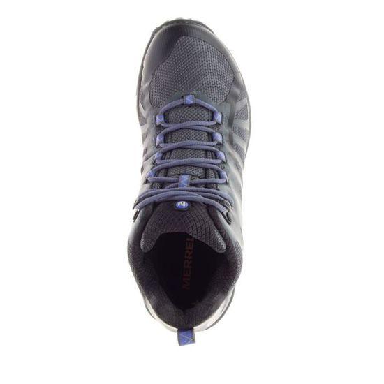Merrell Femme Sirène Edge Q2 Chaussures De Marche Gris Sport Respirant Baskets