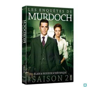 DVD FILM DVD Coffret les enquêtes de Murdoch, saison 2, ...