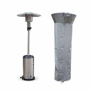 CHAUFFAGE EXTÉRIEUR Chauffage d'extérieur gaz FINLAND 12 parasol chauf