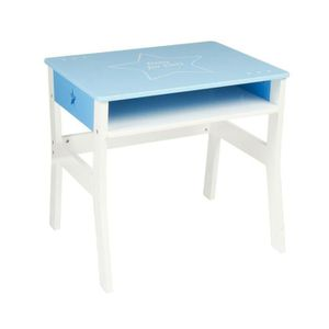 bureau enfant gar on achat vente bureau enfant gar on pas cher cdiscount. Black Bedroom Furniture Sets. Home Design Ideas