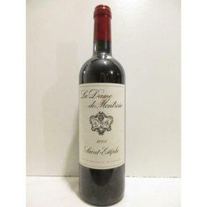VIN ROUGE saint-estèphe la dame de montrose (second vin chât
