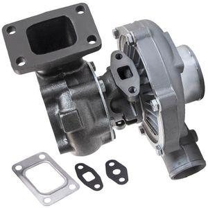 T4 Kit complet de conduite de vidange de retour dhuile 36 pouces Turbo pour T3 T4 T3 Kit de conduite de vidange de retour dhuile Turbo