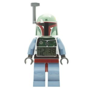 RÉVEIL ENFANT Cyllene Fantaisie - Réveil Boba Fett 'Lego' - B...