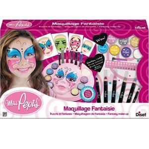 COIFFEUR - ESTHÉTIQUE Miss Pepis - Maquillage Fantaisie Modèle 1