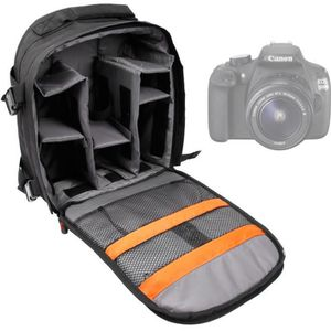 SAC PHOTO Sac à dos pratique pour Canon EOS 100D, 700D, 350D