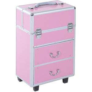 TROLLEY MATERIEL Valise trolley maquillage malette cosmétique vanit