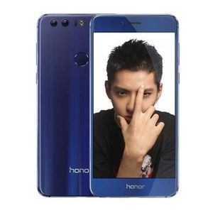 SMARTPHONE Huawei Honor 8 Bleu Smartphone débloqué 4 Go RAM 3