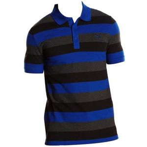 POLO Puma Polo Fun Stripe Pique ...