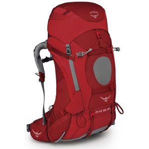 Osprey Ariel 55 Femme Sac à dos randonnée-Picante rouge toutes tailles