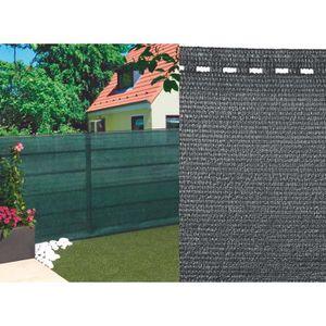 CLÔTURE - GRILLAGE Brise vue pour clôture Totaltex en rouleau 1.50 x