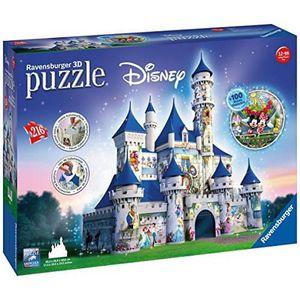 PUZZLE Ravensburger - Puzzle 3D - Building - Château de D