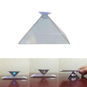 PIÈCE VIDÉOPROJECTEUR Support visuel de projecteur d'affichage de pyrami