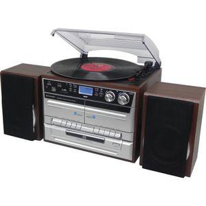 RADIO CD CASSETTE SOUNDMASTER MCD5500DBR Mini-chaîne stéréo Hifi / D