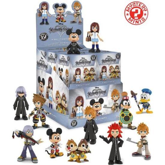 FUNKO mystery minis disney heroes vs villains figurines de nombreux à choisir neuf