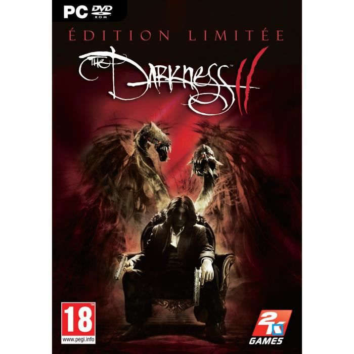 JEU PC THE DARKNESS II EDITION DAY ONE / Jeu PC