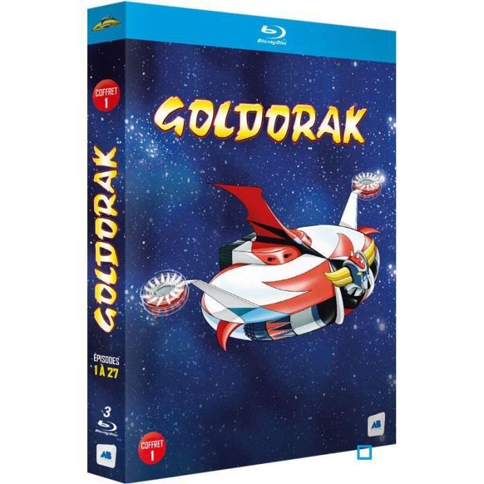 Goldorak - Partie 1 - Coffret [Blu-Ray]